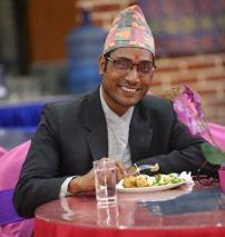 Mohan Bikram Shrestha